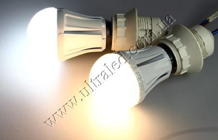Лампа светодиодная E27-FLORA 10W
