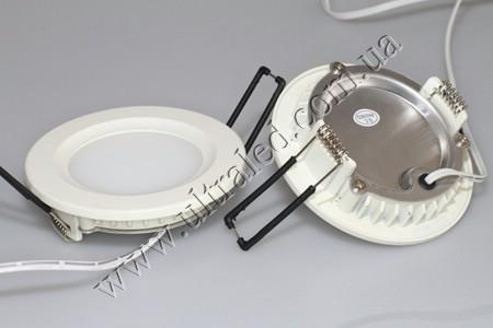 Светильник потолочный светодиодный Fusion ф95мм.