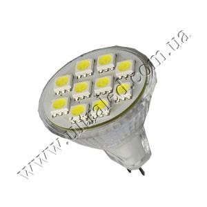 Лампа светодиодная MR11-10SMD-5050