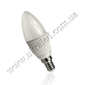 LED лампа Maxus C37 1-LED-324