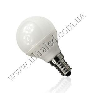 LED лампа Maxus G45 1-LED-241