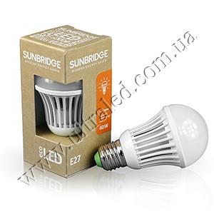 Лампа светодиодная E27-TGS60 4W