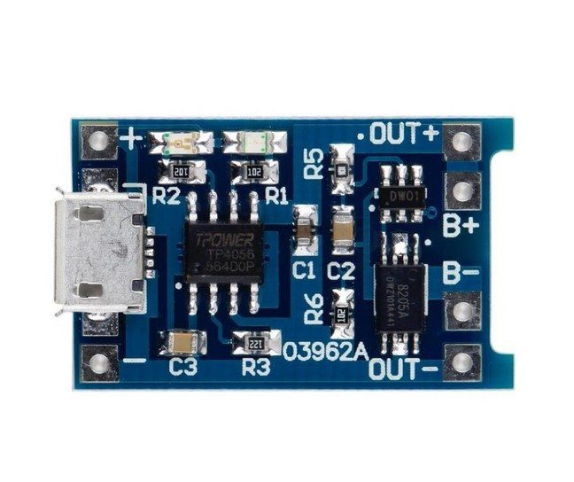 Зарядка li ion batterie - 28832