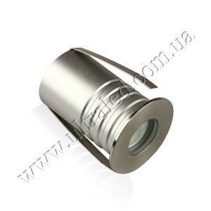 Светильник светодиодный грунтовый 2A03RGB, 1x3W, 24V