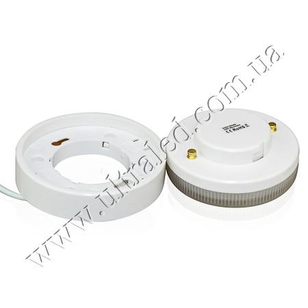 Лампа светодиодная AR111 G53-30SMD-5W (warm white)