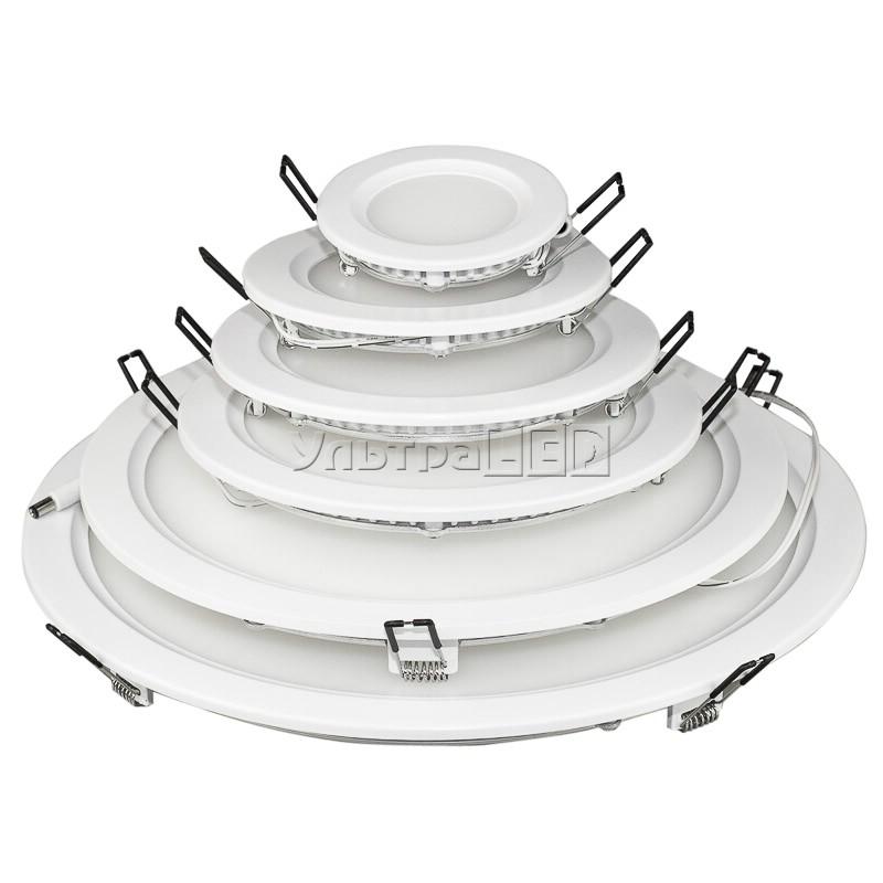Светодиодные светильники Fusion