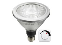Лампа светодиодная CIVILIGHT E27-PAR-18W Dimmable (warm white) (DPAR38 WP03T18)