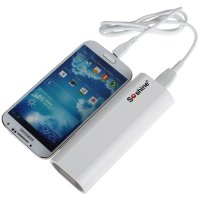 Soshine E4 Power Bank, 2х18650, 2.1A