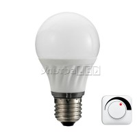 Лампа светодиодная CIVILIGHT E27-7W Dimmable (warm white) (DA60 K2F40T7)