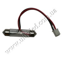 Conneсtor festoon 36mm